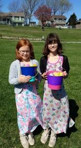Violet & Annabelle