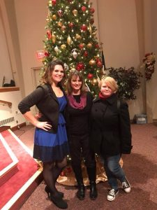 Heather, me, & Leah-Christmas 2017