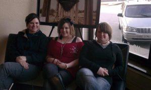 Heather, Eden, & Leah